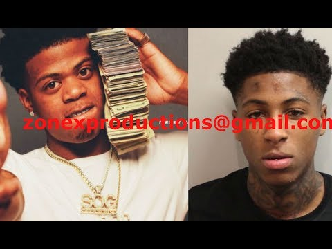 Baton Rouge Rapper Sherwood Marty SAYS NBA Youngboy A snitch
