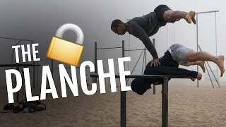 The Secret To Mastering The Planche