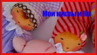 Слайд-шоу 2. Мои куклы и другие поделки.