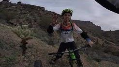 HooDoo Trail In Gold Canyon Arizona