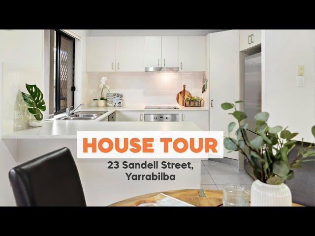 HOUSE TOUR   23 Sandell Street Yarrabilba   CHRIS GILMOUR