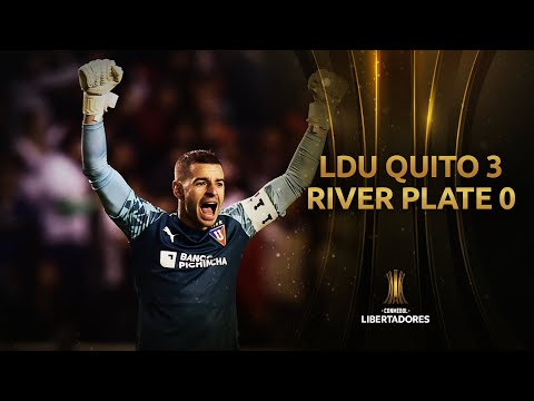 LDU Quito Atletico River Plate Goals And Highlights