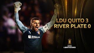 Liga de Quito vs. River Plate [3-0] | GOLES | CONMEBOL Libertadores 2020