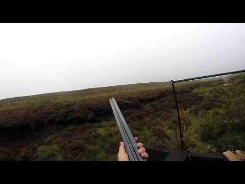 Double Gun Grouse Drive GoPro