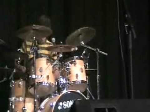 Drum Solo - Mike Adams - Dont Wake the Neighbors