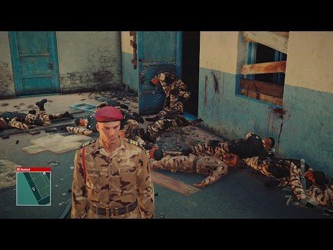 Hitman: Brutal Kills Vol.10 (Marrakesh Mass Murder)