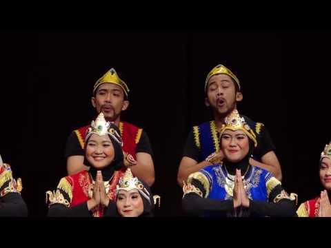 PSM UIN Jakarta | Tari Pasambahan - Busan Choral Competition 2016