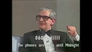 Denis Norden on ITV Telethon 39 88