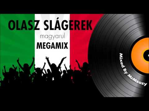 ✿ Olasz slágerek magyarul | R·E·T·R·O·M·E·G·A·M·I·X | Nagy Zeneklub |