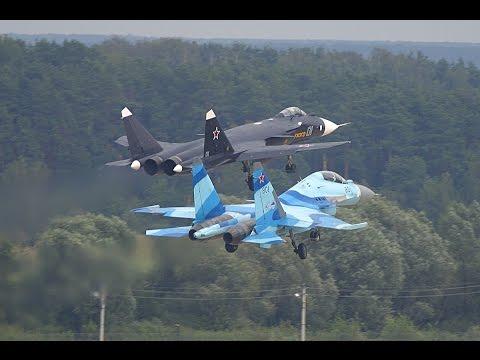 Fighter Jets, Sukhoi Designs