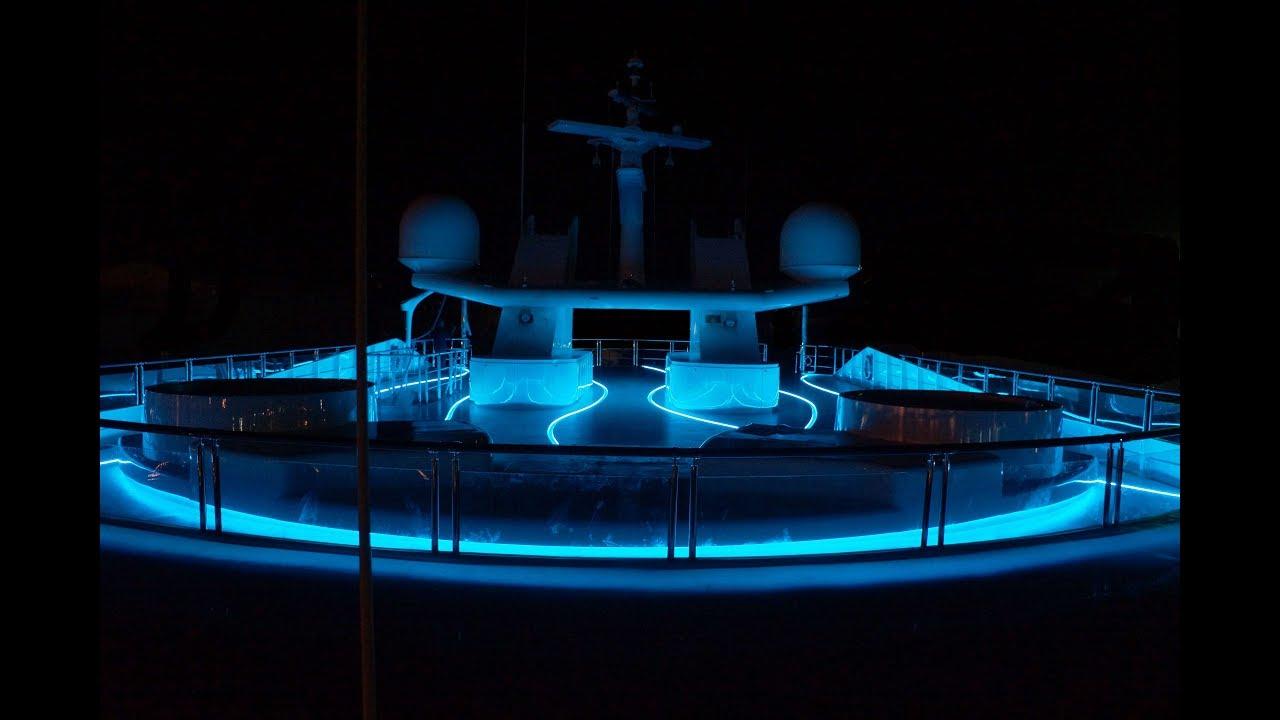led in deck lighting youtube. Black Bedroom Furniture Sets. Home Design Ideas