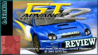 GT Advance 2 : Rally Racing  - on the GBA - with Commentary !!