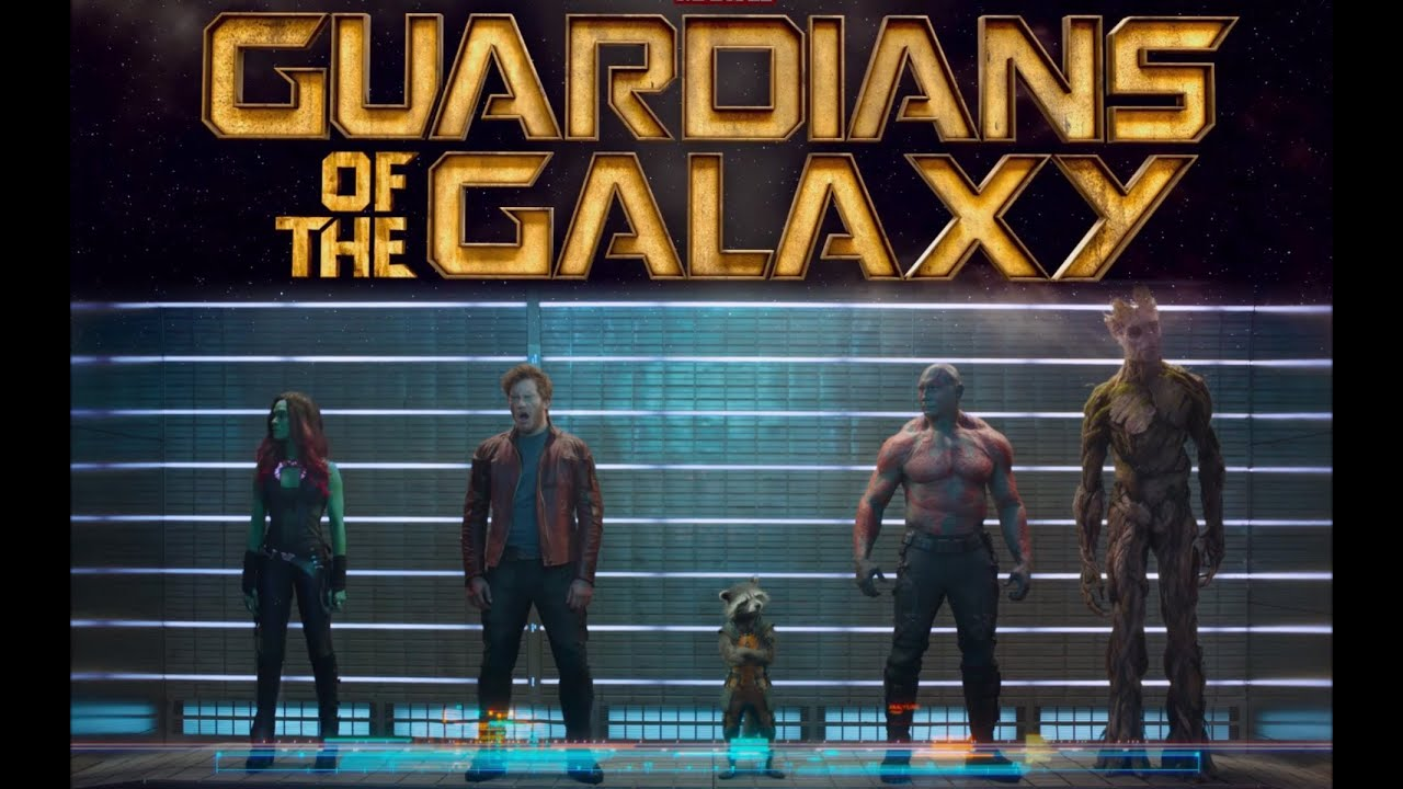 Guardians of the galaxy official trailer 1 2014 hd youtube