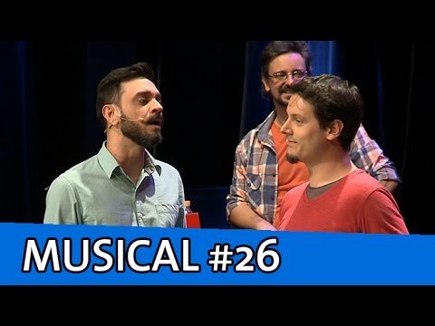 IMPROVÁVEL - MUSICAL IMPROVÁVEL #26