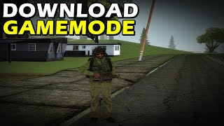 DOWNLOAD GAMEMODE MTA DAYZ V.7 - COM ARMAS NOVAS!