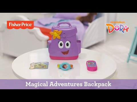 Nickelodeon™ Dora And Friends™ Magical Adventures Backpack | Fisher-Price