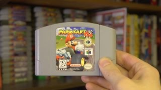 Mario Kart 64 (N64) James & Mike Mondays