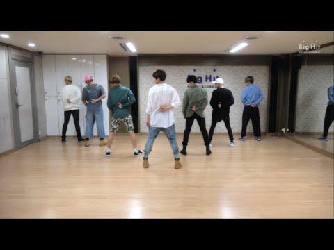 방탄소년단(BTS) '좋아요 Part 2' Dance Practice