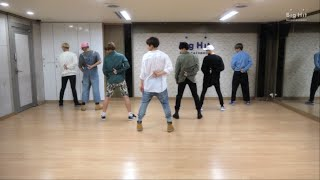 Video [CHOREOGRAPHY] BTS (방탄소년단) '좋아요 Part 2' Dance Practice download MP3, 3GP, MP4, WEBM, AVI, FLV Mei 2018