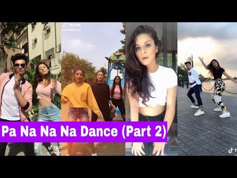 Pa Na Na Na (Part 2) Dance Challenge Musically  Avneet, Mrunal, Aashika, Sanket, Awez, Nagma