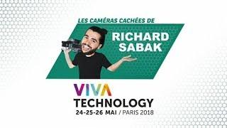 Vivatech : caméra cachée de Richard Sabak - Teaser