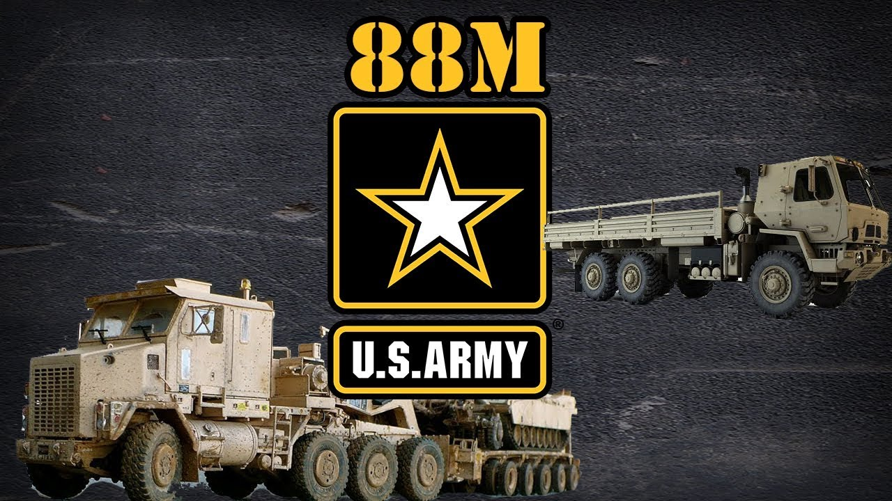 88m Motor Transportation Operator Youtube - Us-army-88m