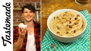 Homemade Cookie Dough Ice Cream | The Tastemakers-Dan Churchill