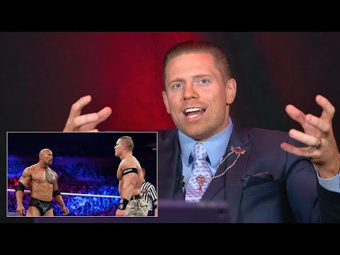 Thumbnail: The Miz rewatches his 2011 Survivor Series match with R-Truth vs. The Rock & John Cena: WWE Playback
