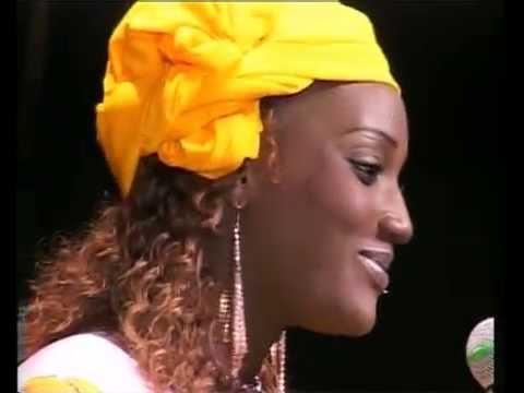 Miss soninke 2006 - Mariam Bathily