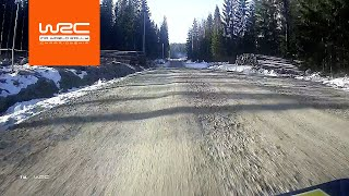 Wrc   Rally Sweden 2020: Onboard Compilation M Sport Ford Wrt
