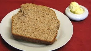 Irish Brown Bread -- Lynn