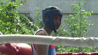 Бокс юрьевец