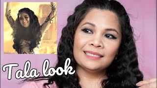 Tala Inspired Makeup look  2020 | Sarah Geronimo