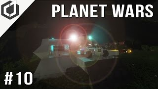 Space Engineers | Planet Wars - Ep 10 | DRONE ATTACK!!!!