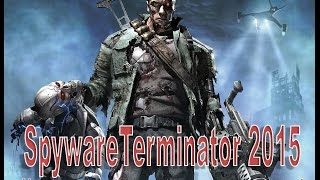 Удаление вирусов и троянов в программе SpywareTerminator 2015.(Удаление вирусов в программе SpywareTerminator 2015. Бесплатная антивирусная утилита Spyware Terminator обнаруживает и удаля..., 2016-04-09T12:04:30.000Z)