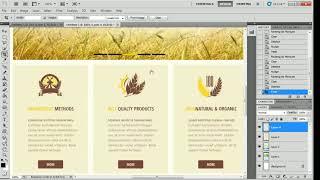 🐘 Курс HTML, урок 8: Photoshop, работа с графикой для веб-сайтов