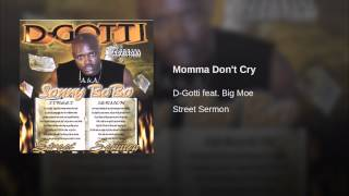 Momma Don't Cry
