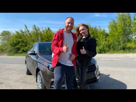 Выдача в Тольятти Lada Vesta седан 2020г. Комплектация Classic Start с кондиционером!