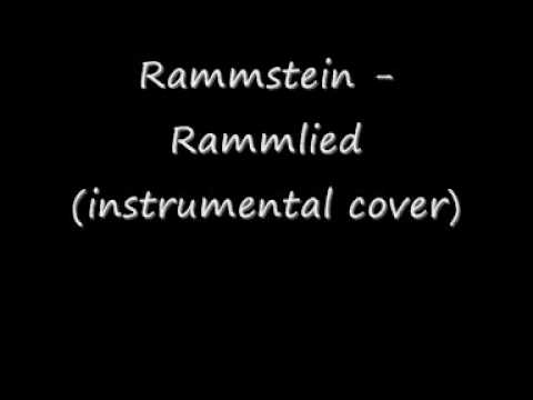 Rammstein - Rammlied (instrumental cover)