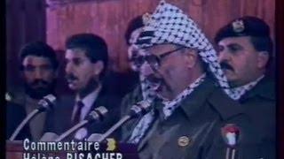 Factuel Alger et création état palestinien