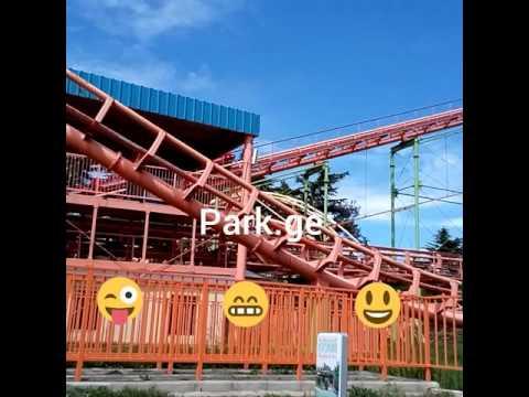 Mtatsminda park/roller coaster