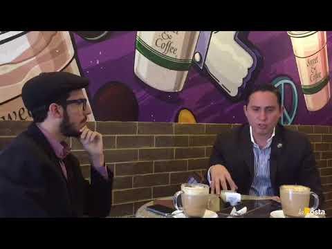 News And Coffee: Daniel Mendoza