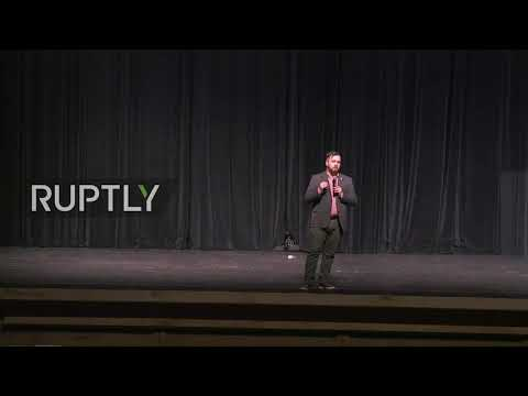 LIVE: Alt-right figure Richard Spencer holds speech at University of Florida among protesters