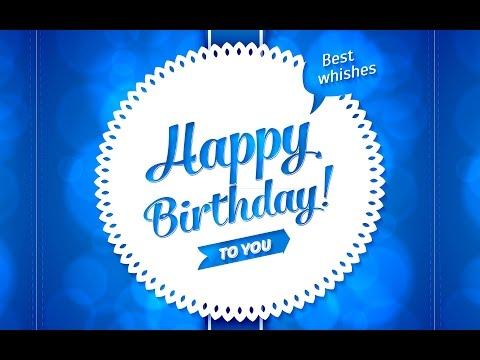 Happy Birthday (Steel Drum Version)