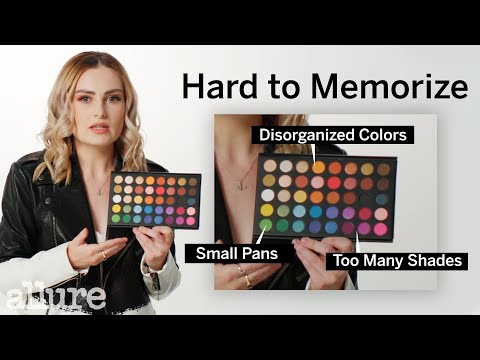 Molly Burke Reviews: Blind Accessibility of Beauty Products | Universal Beauty | Allure