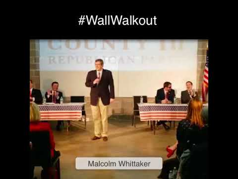 GOP Congressional Candidate Kathaleen Wall ditches debate before answering any questions