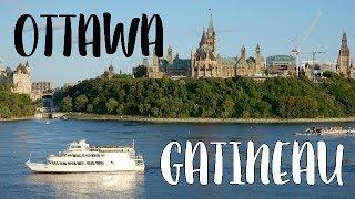 VLOG - Ottawa, Gatineau - 150 ans du Canada