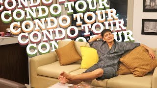 CONDO TOUR! Welcome to my NEW HOME (Hard work pays off) | Robi Domingo
