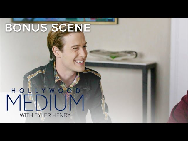 Tyler Henry Answers Burning Questions About His Abilities   Hollywood Medium with Tyler Henry   E!