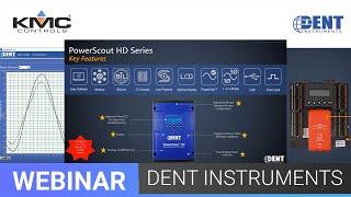 Webinar: DENT Instruments | 12.17.19